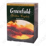 "Чай ""Greenfield"" ""Golden Ceylon"" (100г) №351"