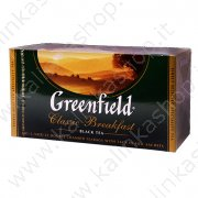 "Чай ""Greenfield"" Classic Breakfast (25*2г)"