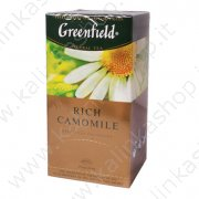 "Чай ""Greenfield"" ""Rich Camomile"" (25*1,5г) (432)"