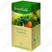 "Чай ""Greenfield"" ""Tropical Marvel"" (25х2г) №654"