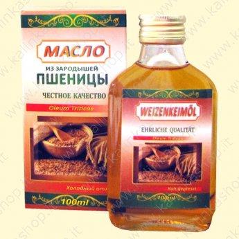 масло из зародыша пшеницы своими руками