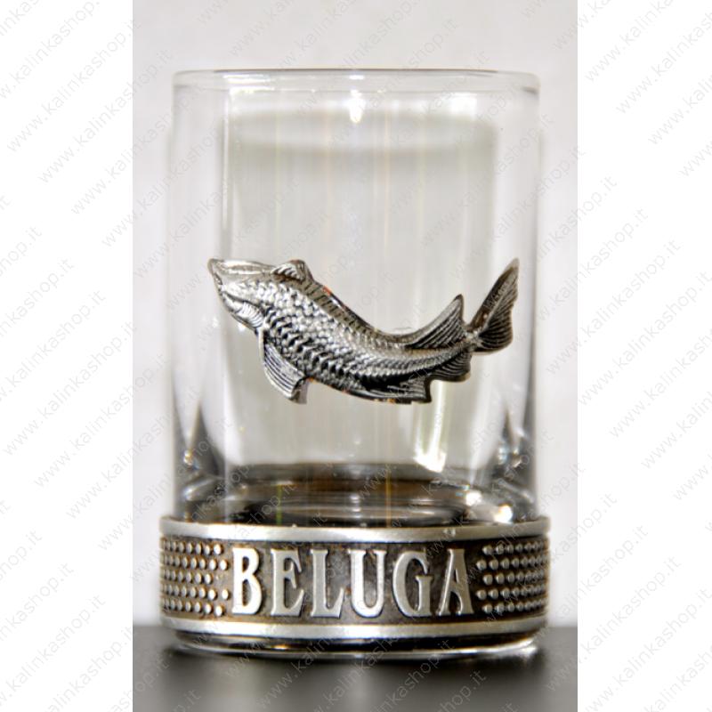 Водка белуга со стаканом цена